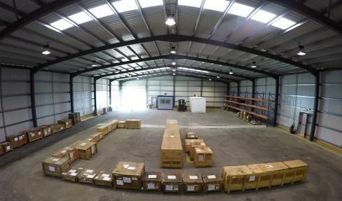 Storage Solutions for EU & Non-EU cargoes